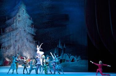 купить билеты на балет Щелкунчик
