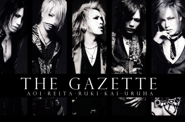 The GazettE, фото