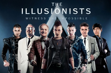 The Illusionists, фото