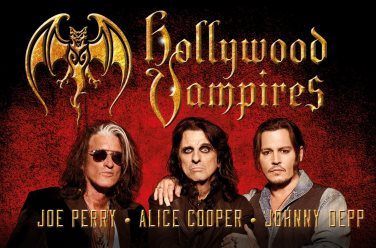 The Hollywood Vampires, фото