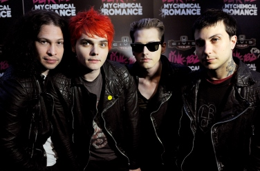 My Chemical Romance, фото