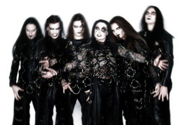 Cradle of Filth, фото