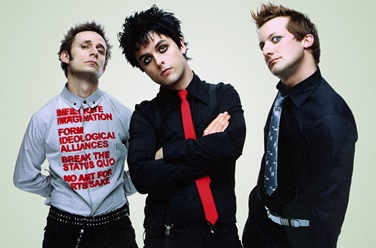 Green Day, фото