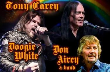 Don Airey / Tony Carey / Doogie White, фото
