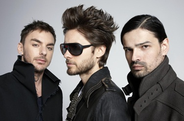 30 Seconds to Mars, фото