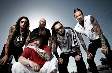 Five Finger Death Punch, фото
