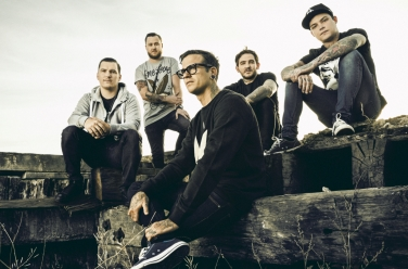 The Amity Affliction, фото