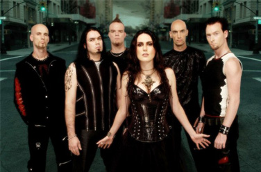 Within Temptation, фото
