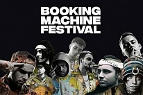 Booking Machine Festival, фото