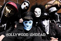 Hollywood Undead, фото
