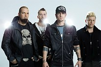 Three Days Grace, фото